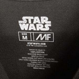 Star Wars Shirts - Star Wars Boba Fett Mandalorian Tee T-shirt